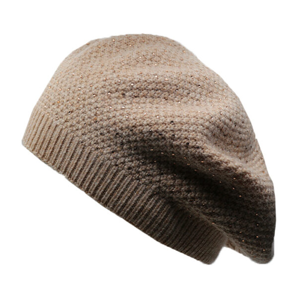 beret giada strass taupe ugs 253