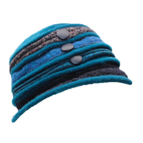 chapeau triboutona turquoise ugs 40255